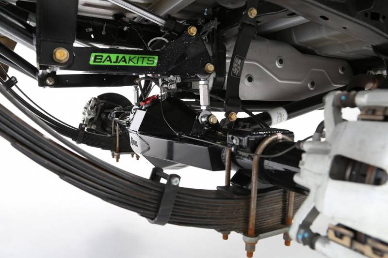 2009 2014 Ford F150 Rear Cantilever Kit Baja Kits