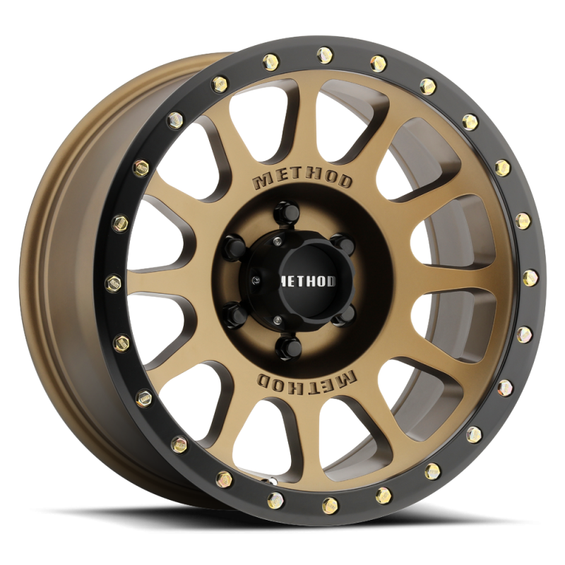 Method Race Nv Wheel Bronze Baja Kits