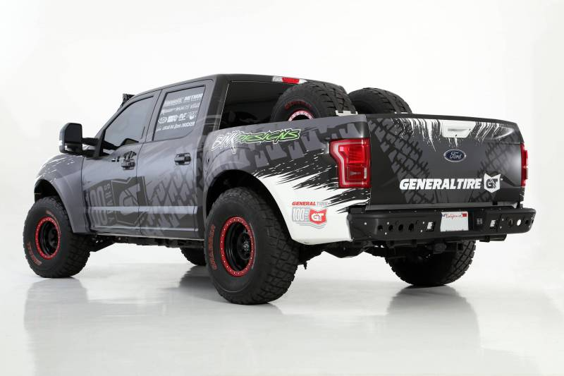 09 14 ford raptor 4wd long travel cantilever race kit rear. Black Bedroom Furniture Sets. Home Design Ideas
