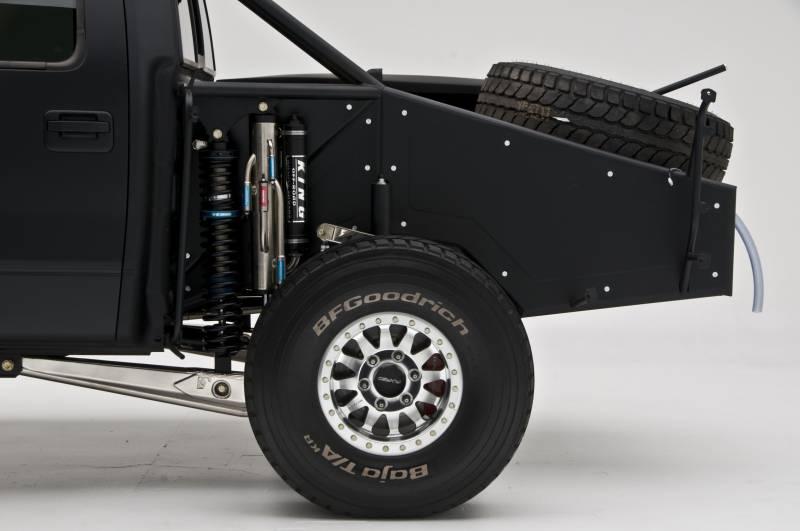 2014+ Silverado 1500 4WD Long Travel Bk Half 4-Link Race ...