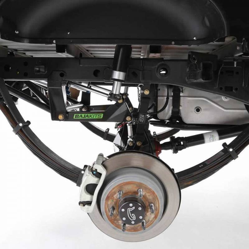 Cst Dodge Ram 2500 3500 2wd 3 5 Fabricated Lift Spindle: 2004-2008 Ford F150 2WD Long Travel Cantilever Race Kit