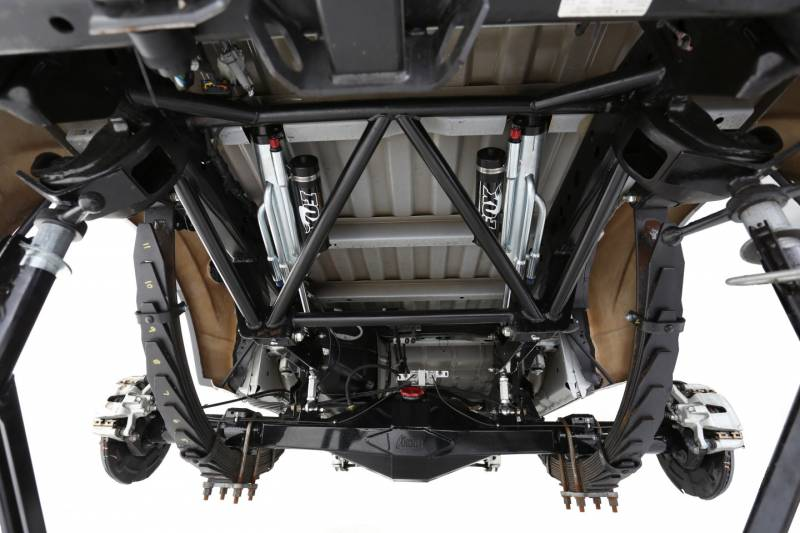 09 14 Ford Raptor 4wd Long Travel Cantilever Race Kit Rear