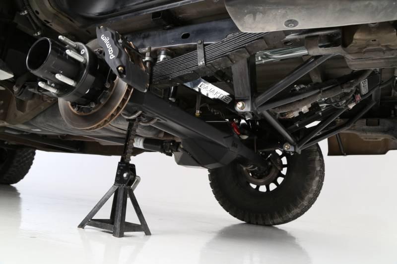 Deaver Leaf Springs >> 14+ Chevy Silverado 2WD Long Travel Cantilever Race Kit - Rear