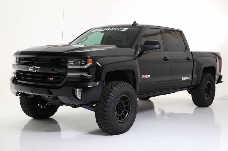 14+ Chevy Silverado 4WD Prerunner Kit - Steel | Baja Kits