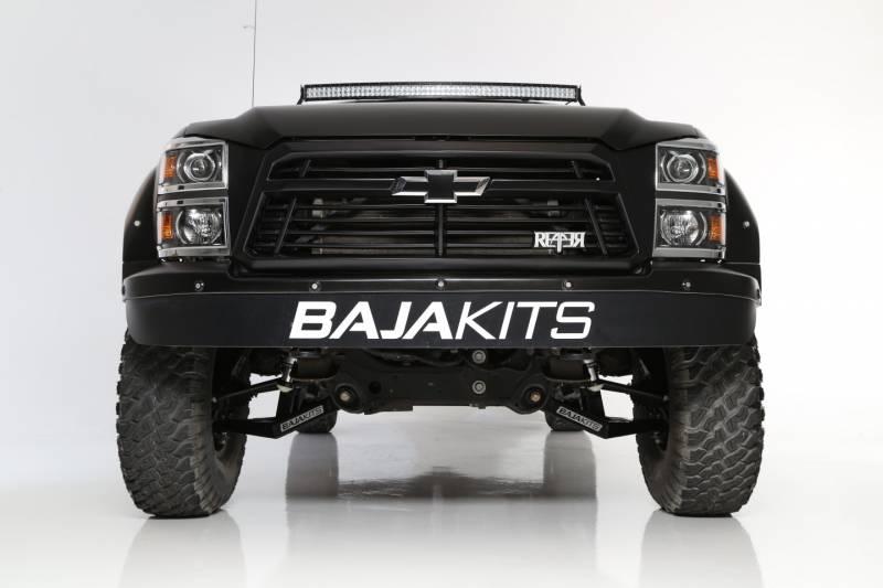2014 Silverado Lift Kit >> 2014+ Chevy Silverado 1500 4WD Long Travel Race Kit   Baja