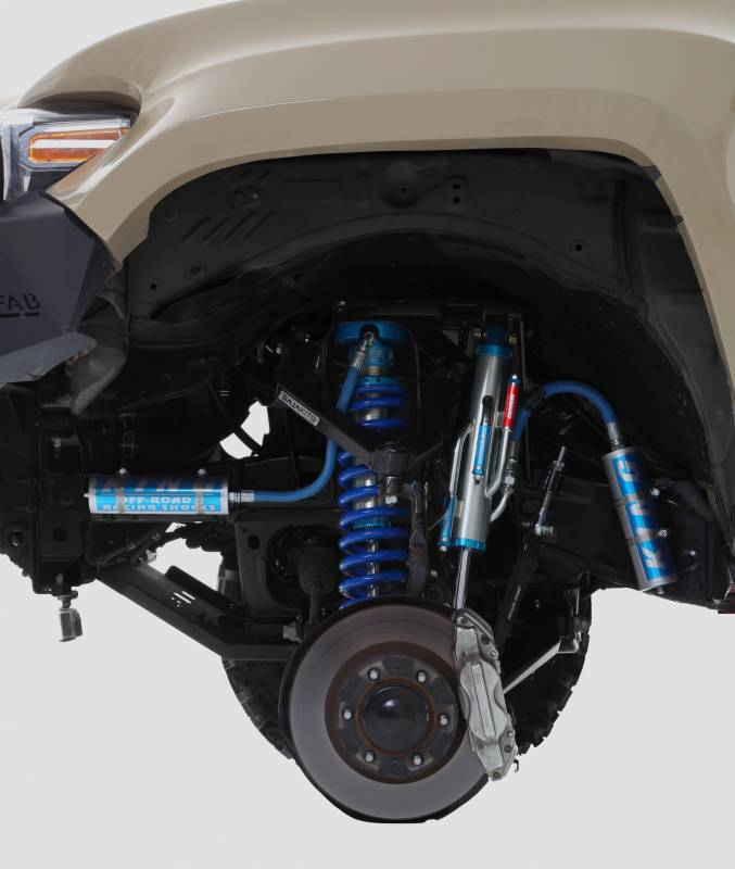 Turbo Kit Tacoma 4 0: 2016+ Toyota Tacoma 4WD +2 Prerunner Kit