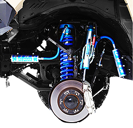 High Performance Lift Kits, Long Travel Kits, and Suspension
