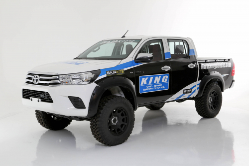 Toyota 2WD - Hilux