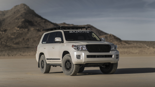Toyota 4WD - Land Cruiser LC200