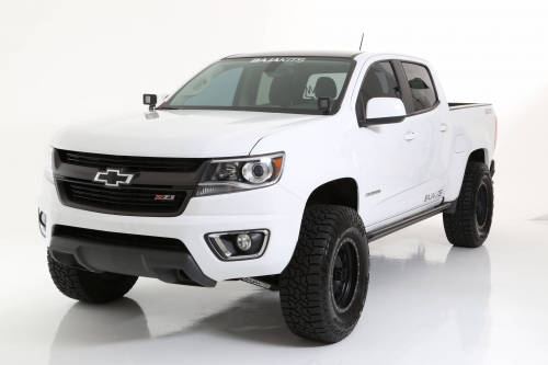 Chevrolet 2WD - Colorado 15-16
