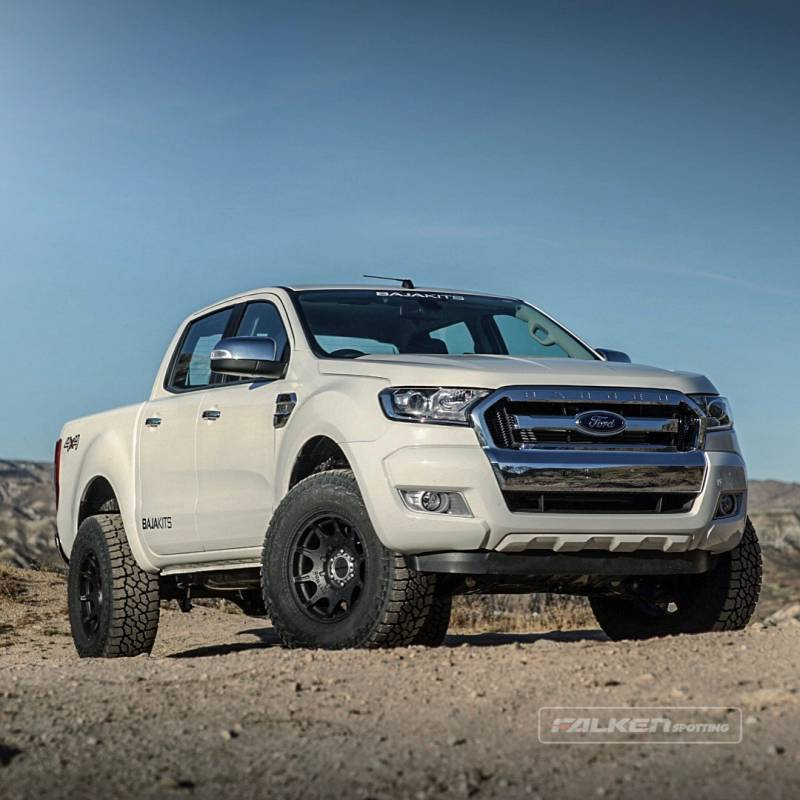 Ford Raptor Bronco >> 2016+ Ford Ranger 2WD/4WD Boxed Upper Control Arm | Baja Kits