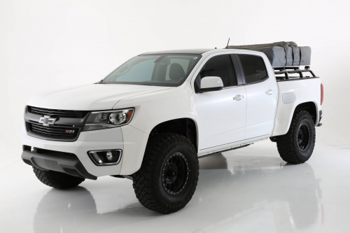 Chevrolet/GMC 4WD - Colorado/Canyon 15-18