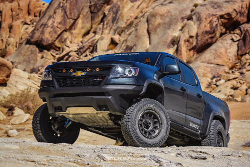 Chevrolet/GMC 4WD - Colorado ZR2 17+