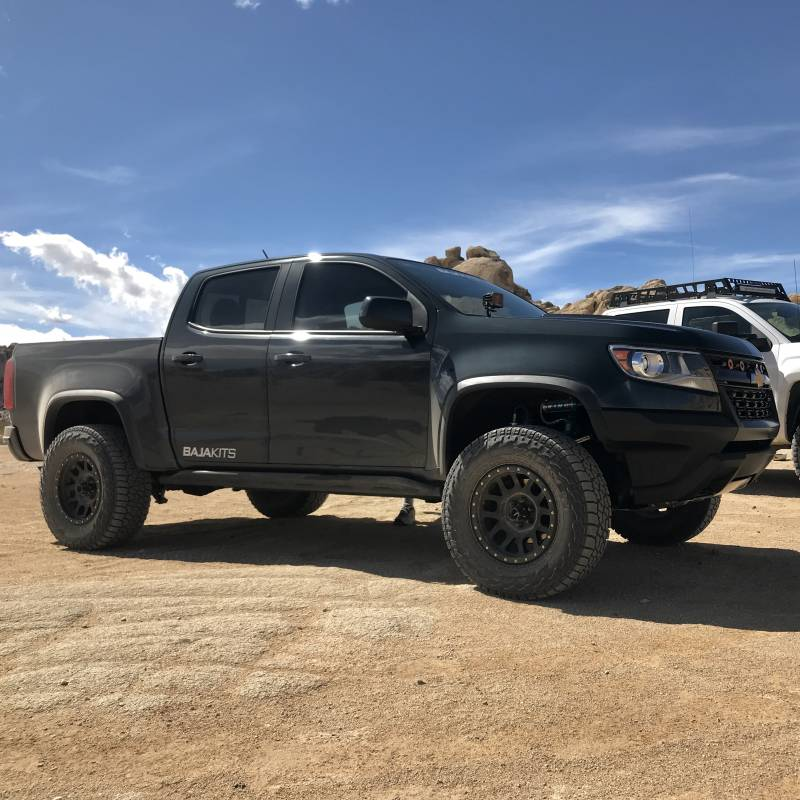 2015+ Chevy Colorado 4WD +2.5 Prerunner Kit | Baja Kits