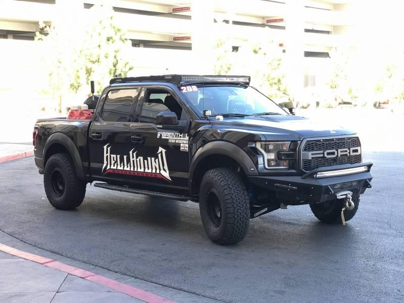 2017 Ford Raptor Prerunner Kit Baja Kits