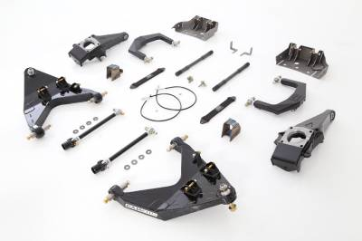 Baja Kits - 2009-2014 Ford Raptor 4WD Long Travel Race Kits