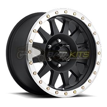 Method Race - Method Race Double Standard Wheel Machined Lip
