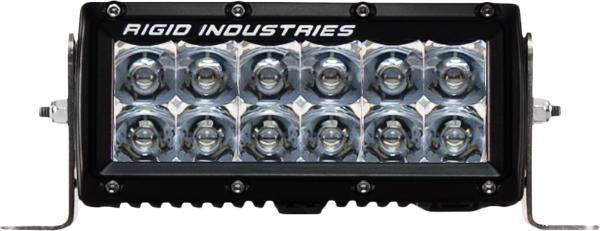 """Rigid Industries - Rigid Industries 6"""" E Series - Spot- Amber"""