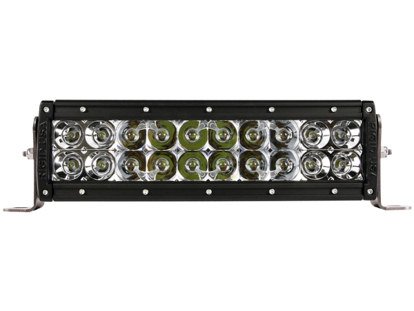 "Rigid Industries - Rigid Industries 10""Original E Spot/Flood Combo-CUSTOM-use with Grille 40568 or Grille 40569ony"