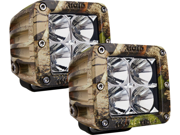 Rigid Industries - Rigid Industries Dually - Flood - Set of 2