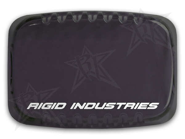 Rigid Industries - Rigid Industries SR-M Light Cover- Smoked