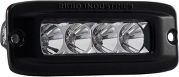 Rigid Industries - Rigid Industries SRQ - Flood -White - Flush Mount - Single