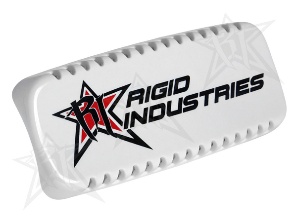 Rigid Industries - Rigid Industries SR-Q Light Cover- White