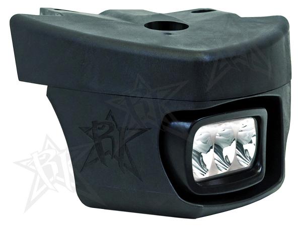 Rigid Industries - Rigid Industries Trolling Motor Mount Light Kit