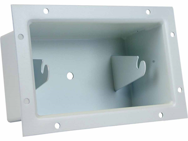 "Rigid Industries - Rigid Industries 4"" E-Series Flush Mount Bucket- White"