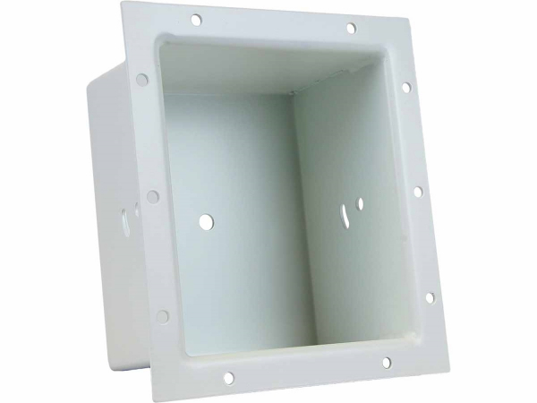 Rigid Industries - Rigid Industries Q-Series Flush Mount Bucket- White