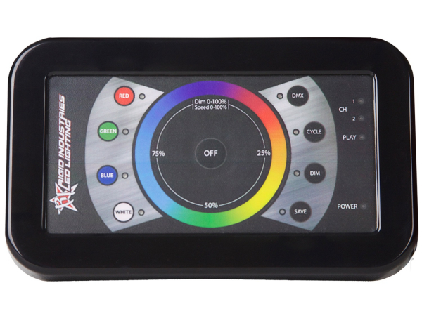 Rigid Industries - Rigid Industries DMX Control Panel