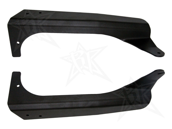 "Rigid Industries - Rigid Industries Jeep TJ - Upper Windshield Mount for 50"" E/SR-Series"