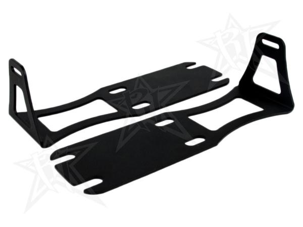 """Rigid Industries - Rigid Industries Dodge Ram 1500-3500 - '04-'13 - 20"""" SR-Series - Lower Bumper Bracket"""