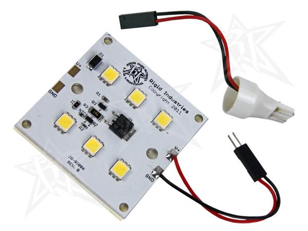 Rigid Industries - Rigid Industries 6 LED 450 LUMEN RETROFIT - 921 BASE