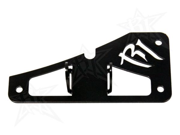 Rigid Industries - Rigid Industries Jeep JK - Tail light kit - SRM on Passenger Side Tail Light.