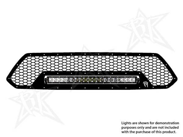 "Rigid Industries - Rigid Industries Toyota Tacoma - 2012-2013 - Grille Kit - 20"" SR-Series"