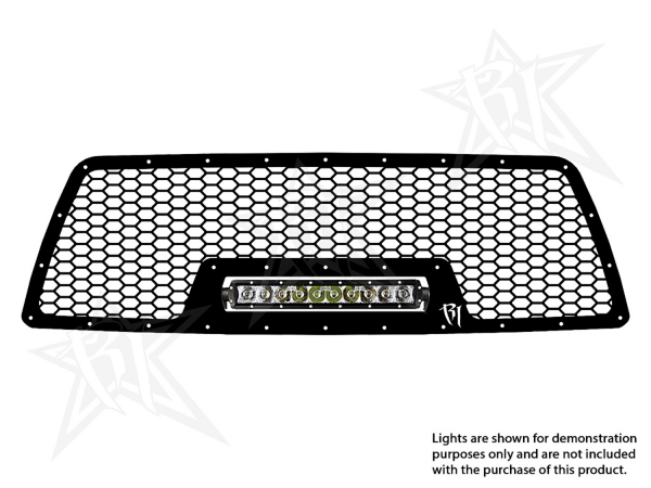 "Rigid Industries - Rigid Industries Toyota Tacoma - 2005-2010 Grille Kit - 10"" SR-Series"