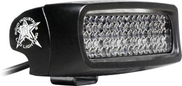 Rigid Industries - Rigid Industries SRQ - 60 Deg. Lens - White - Single