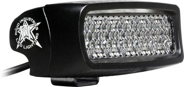 Rigid Industries - Rigid Industries SRQ2 - 60 Deg. Lens - White - Single