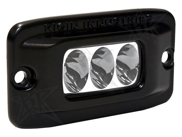 Rigid Industries - Rigid Industries SRMF2 - Flush Mount - Driving
