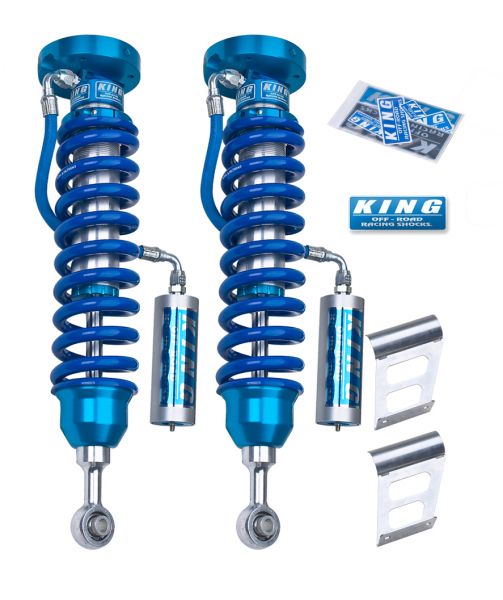 King Shocks - King Shocks Front 2.5 Remote Reservoir Coilover (international)