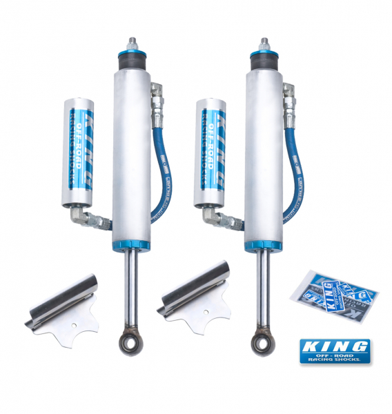 King Shocks - King Shocks Front 2.5 Remote Reservoir Shock