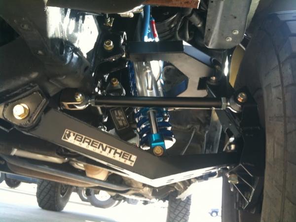 Baja Kits - 1999-2006 Chevy Silverado 2WD Long Travel Race Kit
