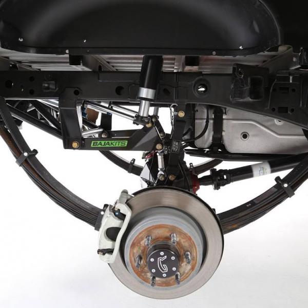 Baja Kits - 2009-2014 Ford F150 Rear Cantilever Kit