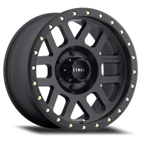 Method Race - Method Race Grid Wheel Matte Black