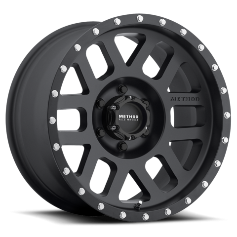 Method Race - Method Race Mesh Wheel Matte Black
