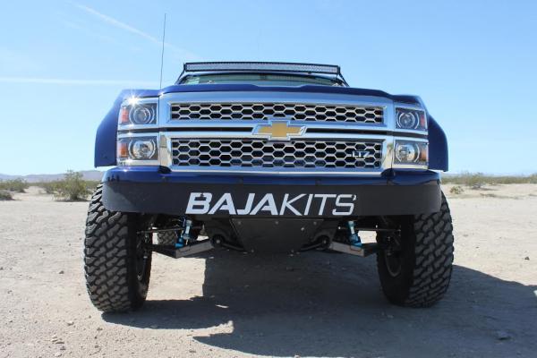 Baja Kits - 14+ Chevy Silverado Valance Kit with Hardware