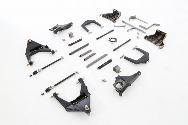 Baja Kits - 2007-2013 Chevy Silverado 4WD Long Travel Race Kit