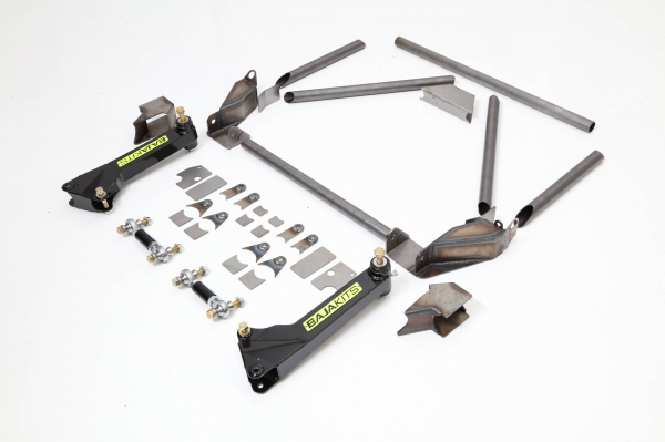Baja Kits - 2009-2014 Ford Raptor 4WD Long Travel Cantilever Race Kit - Rear