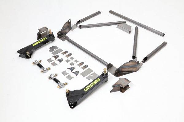 Baja Kits - 2014+ Chevy Silverado 1500 4WD Long Travel Cantilever Race Kit - Rear